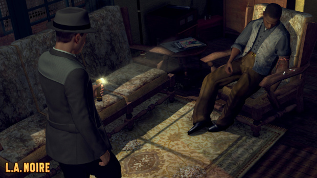 Images de L.A. Noire sur PC