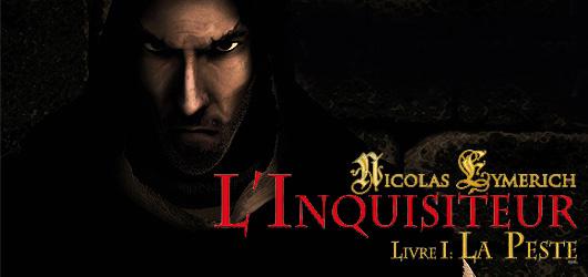 L'Inquisiteur - Livre 1 : La Peste