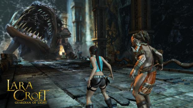 Lara Croft and the Guardian of Light jouable gratuitement