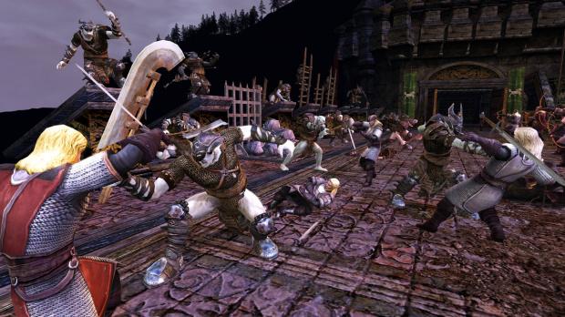 Une date pour Le Seigneur des Anneaux Online : Le Gouffre de Helm
