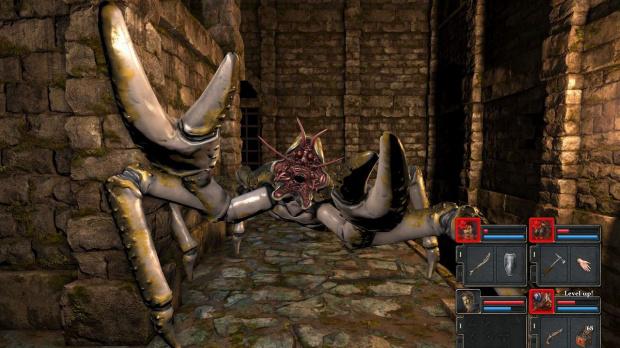 Vidéo-test de Legend of Grimrock 2