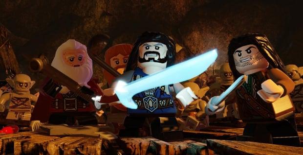 Lego : The Hobbit confirmé pour le printemps 2014