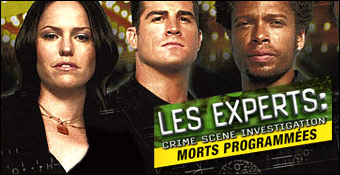 Les Experts : Morts Programmees