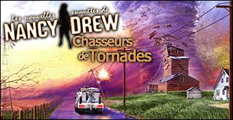 Les Enquêtes de Nancy Drew : Chasseurs de Tornades