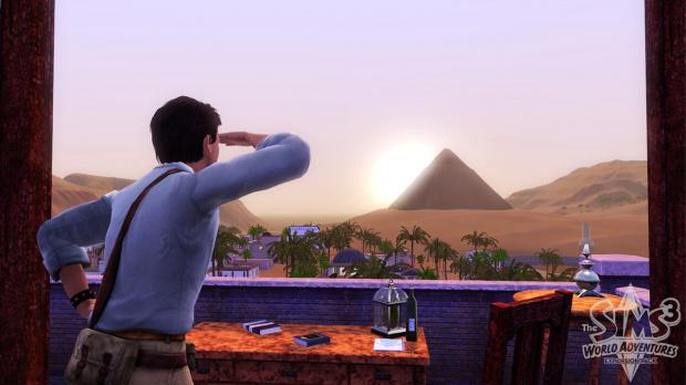 Images et infos sur la première extension des Sims 3 !