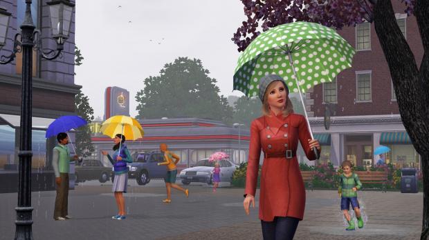 Les Sims 3 : Saisons - Cest le printemps ! - Actualités