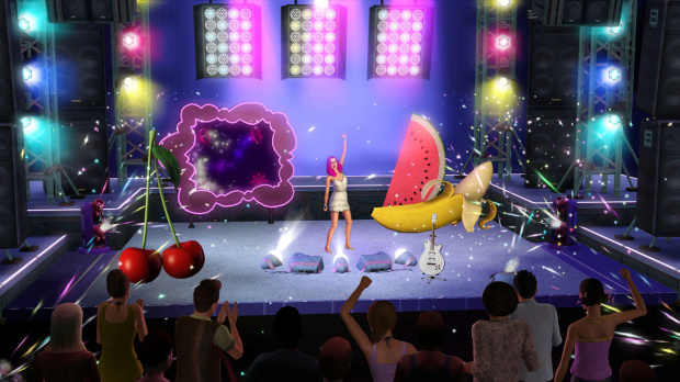 Les Sims s'offrent Katy Perry