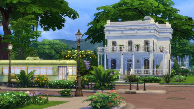 Une heure de jeu sur Les Sims 4