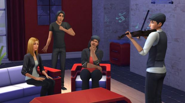 E3 2014 : Les Sims 4 de la partie