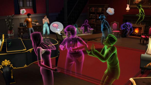 Les Sims 4 s'offre une MAJ gratuite