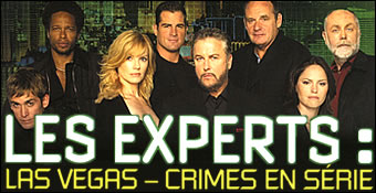 Les Experts Las Vegas : Crimes En Serie