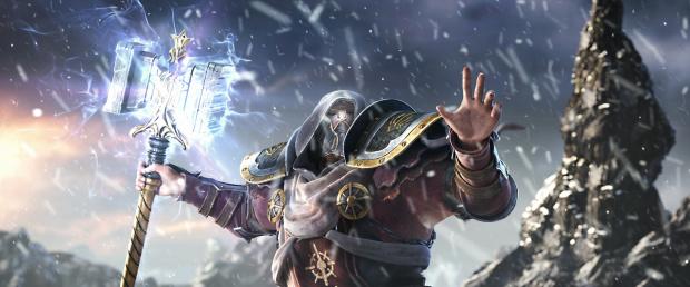 GC 2013 : Images de Lords of the Fallen