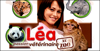 Lea Passion Veterinaire Au Zoo