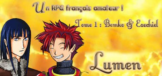 Lumen - Tome 1 : Bemko & Ezechiel
