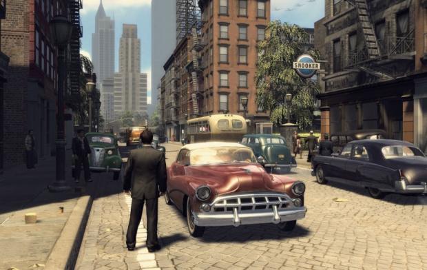 Solution complète de Mafia II