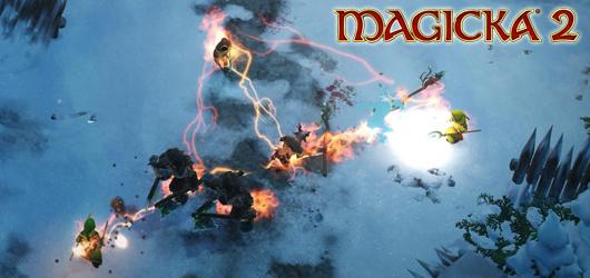 Magicka 2 - GC 2014