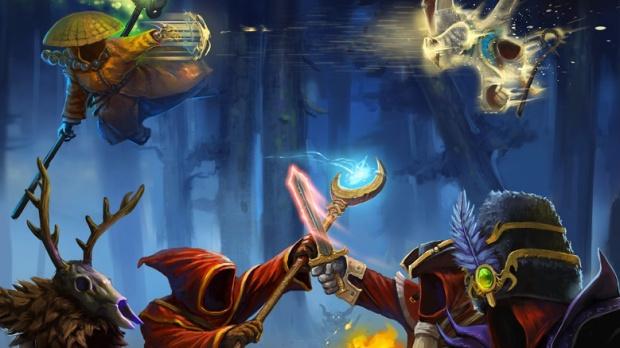 Paradox annonce Magicka : Wizard Wars