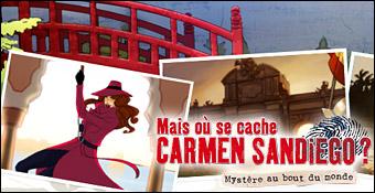 Mais Où se Cache Carmen Sandiego ? Mystère au Bout du Monde