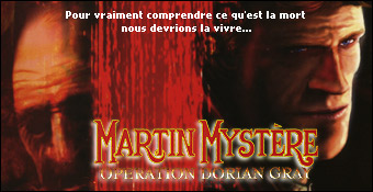 Martin Mystere : Operation Dorian Gray