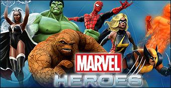 Marvel Heroes - GC 2012