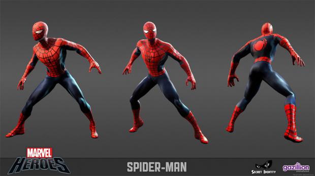 Marvel Universe devient Marvel Heroes