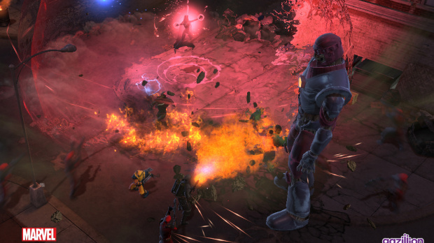 Marvel Heroes : Une bêta ouverte Iron Man 3