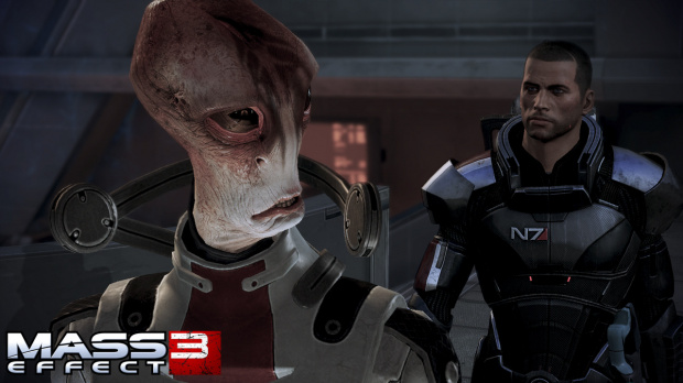 Mass Effect : Le film animé