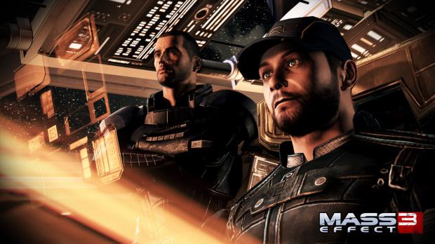 Des copies de Mass Effect 3 lancées dans l'espace