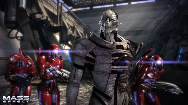 Mass Effect Trilogy : Les DLC inclus mais pas trop