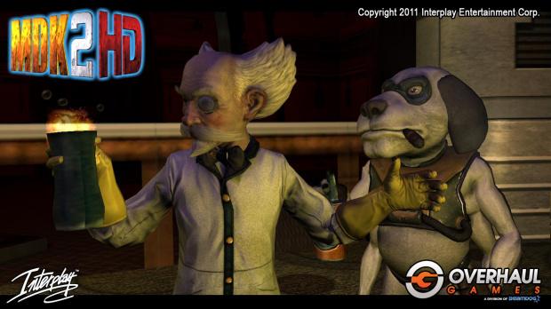 MDK 2 HD maintenant sur Steam