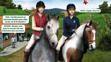 Mission Equitation Online abat ses cartes