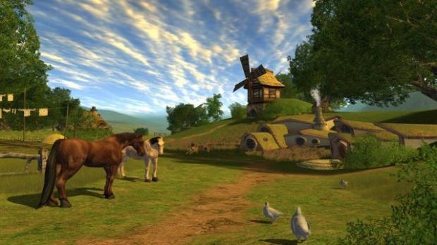 Le Seigneur Des Anneaux Online distribué par Codemasters