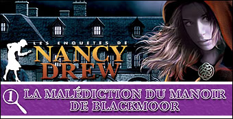 Les Enquetes De Nancy Drew : La Malediction Du Manoir de Blackmoor