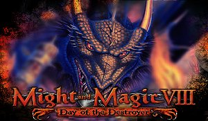 Might And Magic 8 : Day Of The Destroyer