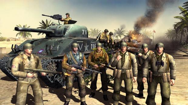 Une extension pour Men of War