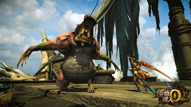 Monster Hunter Online, le benchmark est disponible