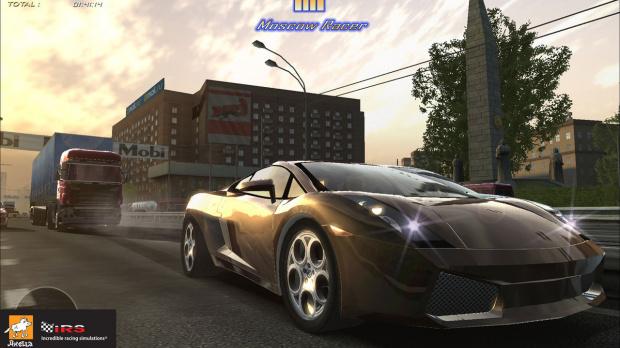 Nouveau jeu : Moscow Racer
