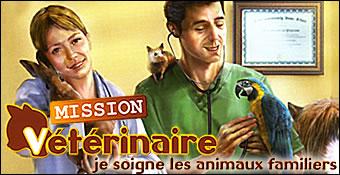 Mission Veterinaire : Je Soigne Les Animaux Familiers