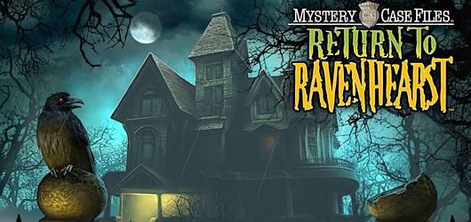 Mystery Case Files : Retour à Ravenhearst