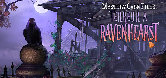mystery case files terreur ravenhearst edition collector