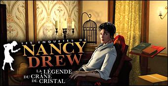 Les Enquetes De Nancy Drew : La Legende Du Crane De Cristal