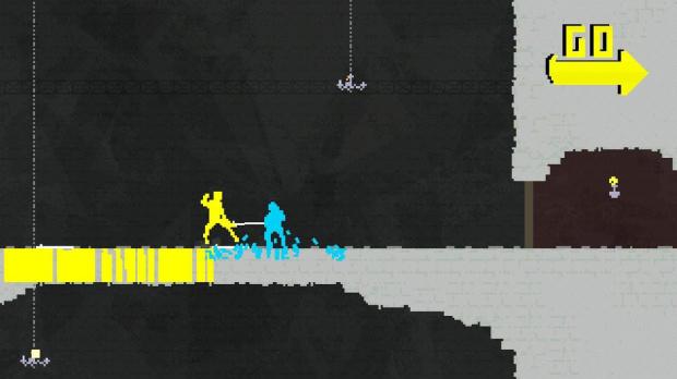 Nidhogg sur PS4 et Vita cette semaine