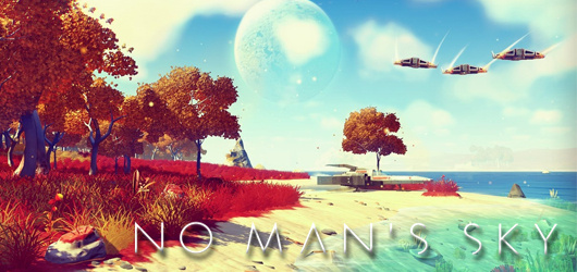 No Man's Sky - GC 2014