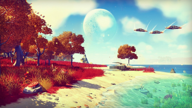 E3 2014 : No Man's Sky sur PlayStation 4