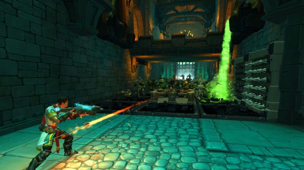 GC 2011 : Images d'Orcs Must Die !