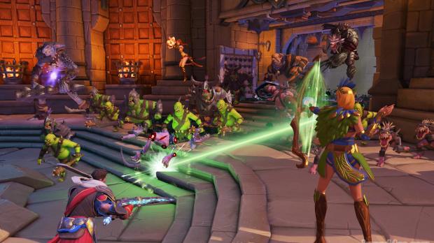 Une heure de jeu sur Orcs Must Die! Unchained