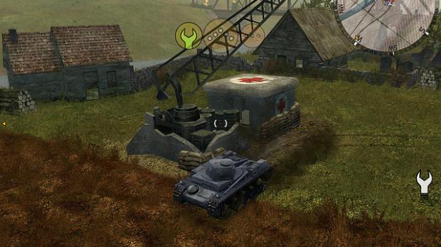 Images : les chars de Panzer Elite Action