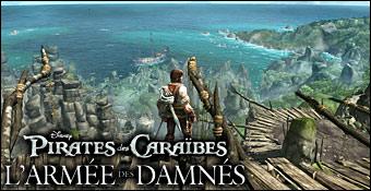 Pirates des Caraïbes : L'armée des Damnés