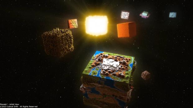 Planets³ réussit son Kickstarter