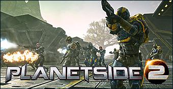 Planetside 2 - GC 2012